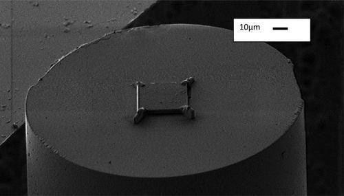 科学家通过建造一座微型房屋来展示纳米机器人