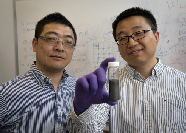 衍生自稀有元素碲的极薄二维材料,可大幅提升芯片电晶体运行