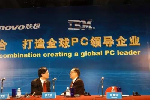 舆论风口浪尖之上,杨元庆和他的联想变了么