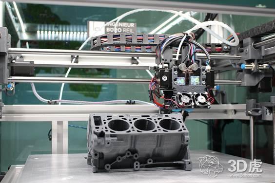 如何成功3D打印柔性线材?
