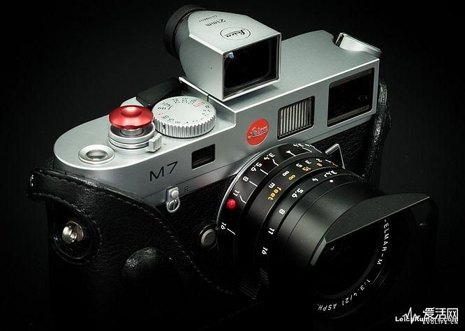 徕卡宣布正式停产M7旁轴相机