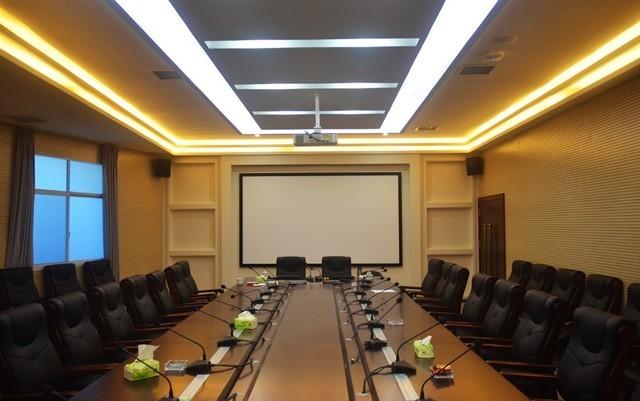 索尼激光工程投影助力兴仁城市规划馆