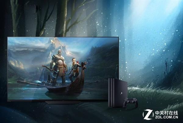取代电竞显示器 游戏电视将成为下一个风口