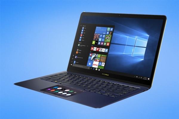 笔记本触控板变身1080P手写屏?华硕ScreenPad曝光