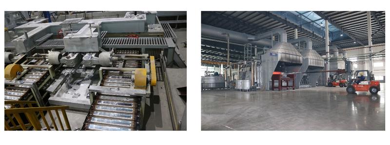 南通众福新材料年产20万吨铝合金锭/液项目顺利投产
