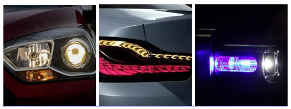 """汽车照明的""""三国争霸""""时代:LED、OLED、激光车灯,谁将是未来的主流?"""