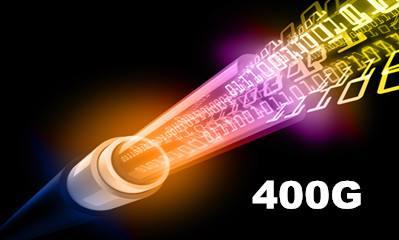 预计400G时代在2019年至2020年期间到来