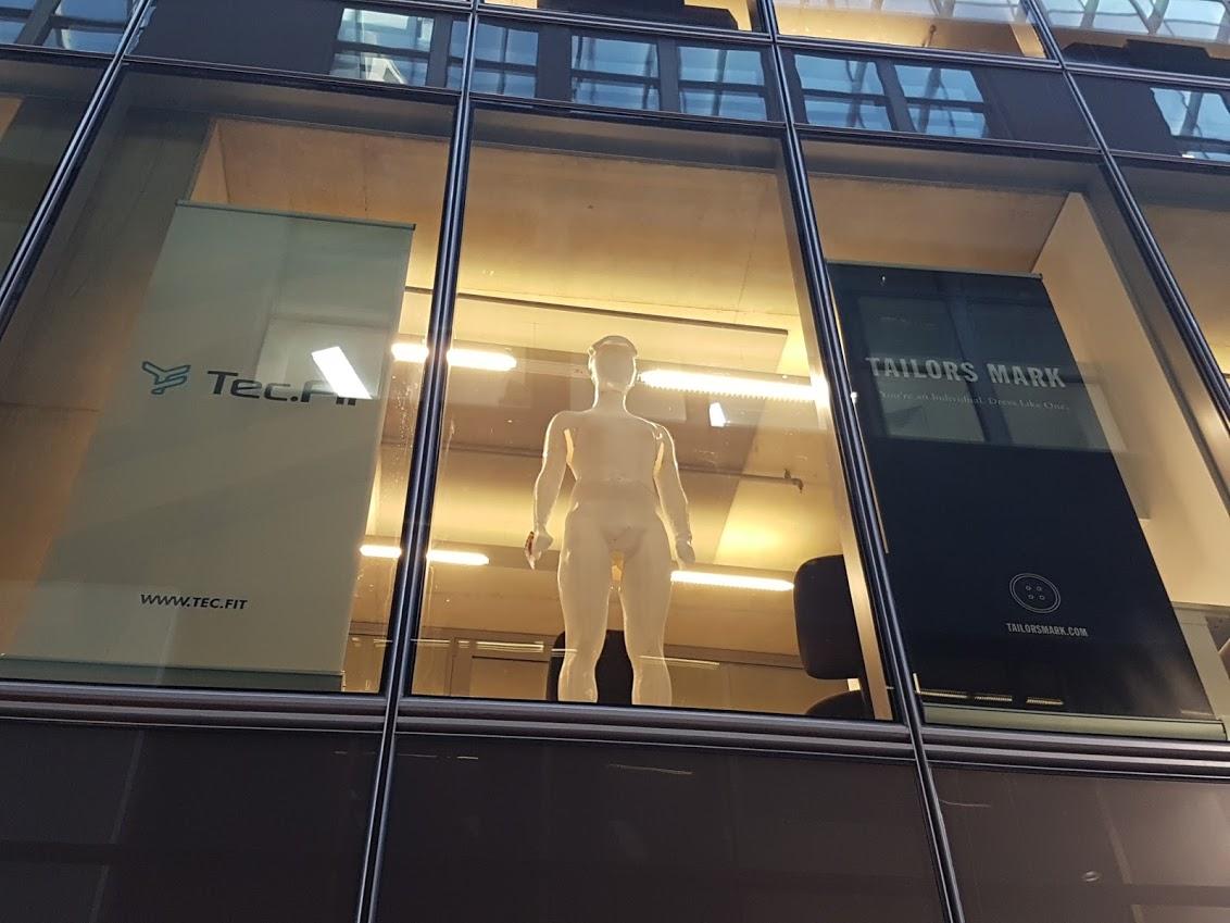 Tec.Fit通过3D扫描和打印技术革新定制服装