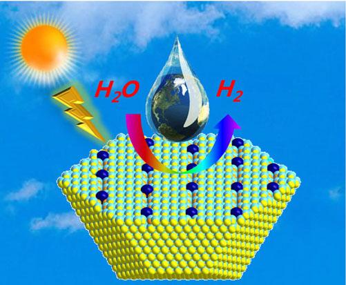福建物构所光催化活性单原子材料研究获进展