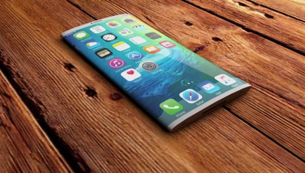 苹果有意打造全触屏iPhone 边框也是屏