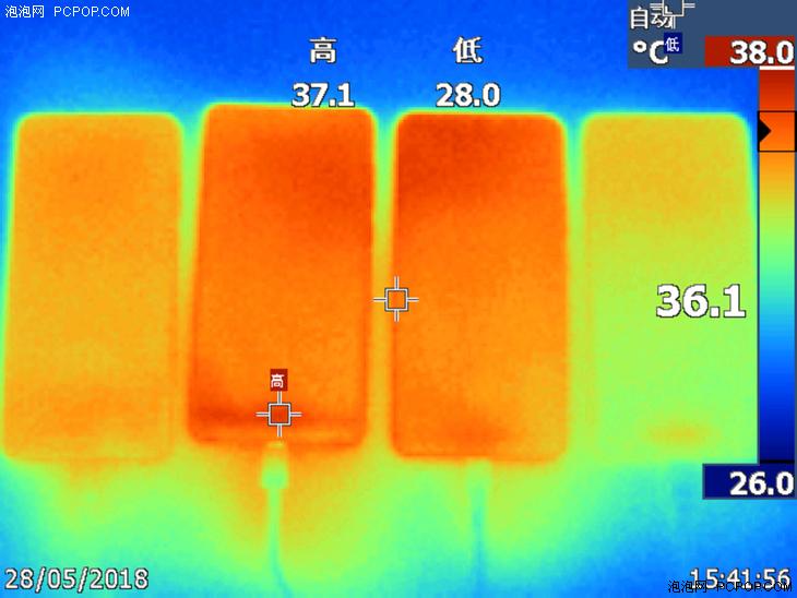 四大旗舰充电速度对比测试:终于到了真快充时代
