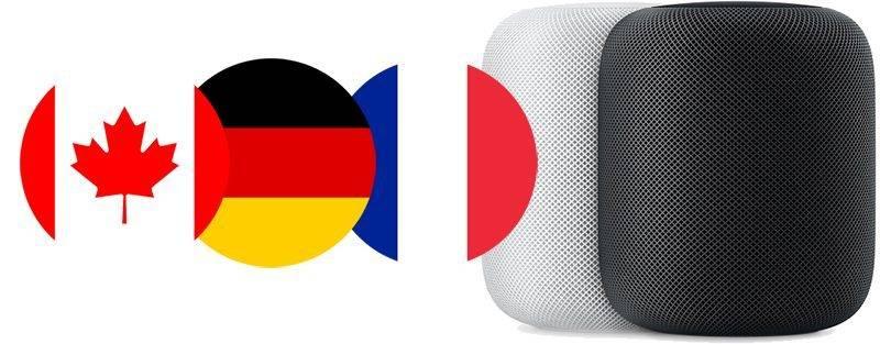 苹果公布 HomePod 第二批上市国家,中国市场依然无缘