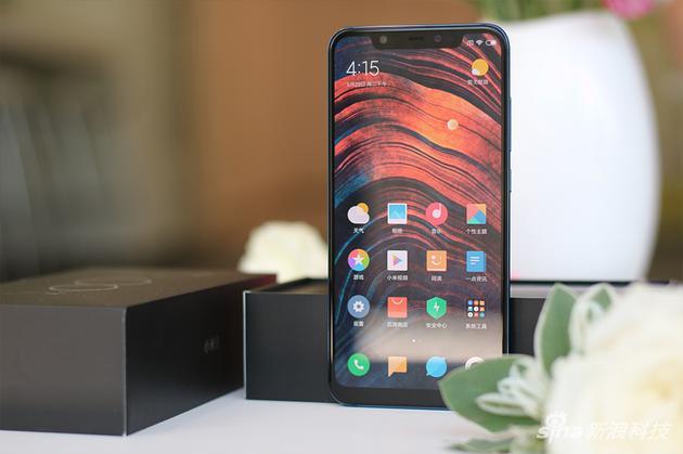 小米8与iphone x对比评测:与的刘海比比