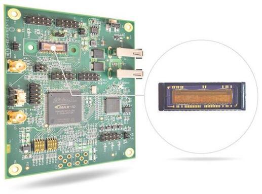 激光:'汽车LiDAR增强型飞行时间CMOS图像传感解决方案'