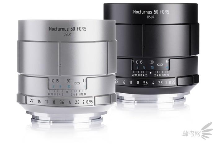 新夜神之眼 梅耶发布Nocturnus 50mm F0.95