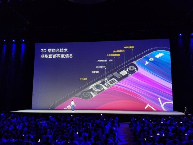小米新品发布会惊喜不断:小米8 探索版/SE 一同面世