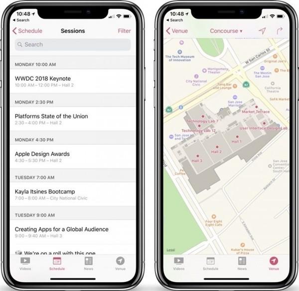 苹果WWDC 2018开幕在即:部分应用已更新
