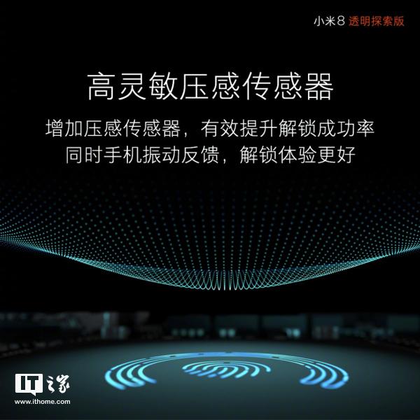 揭秘小米8探索版屏幕指纹:Synaptics新一代FS9500传感器