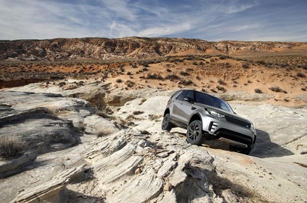捷豹路虎开展自动驾驶全气候全地域路测