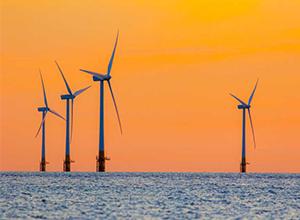 阿伯丁湾海上风电场安装11台风力涡轮机
