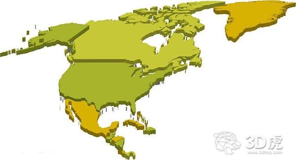 2022年北美3D打印市场预计将达50亿美元