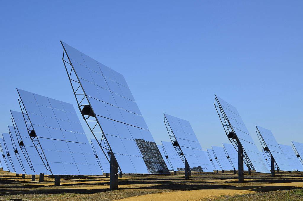 2018年中国暂无计划建设常规太阳能发电站