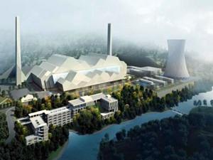 重庆市第三垃圾焚烧发电厂今年底将投产运行