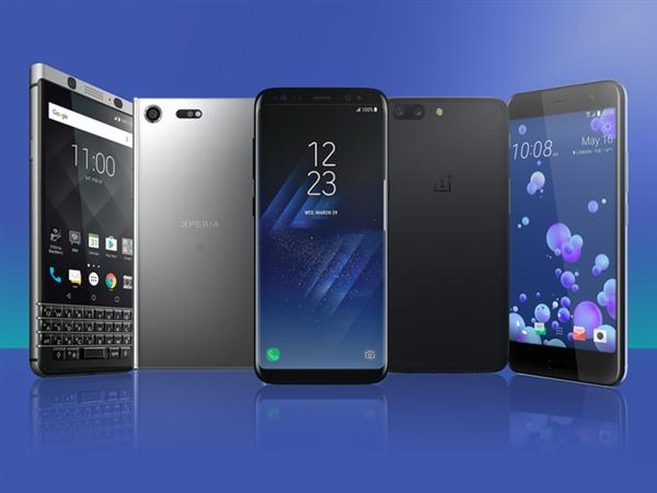 智能手机2018年继续跌:5G时代再爆发-玩意儿