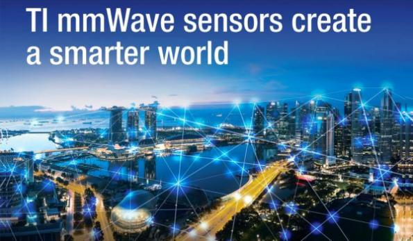 德州仪器正量产毫米波传感器 传感更精确行车更安全