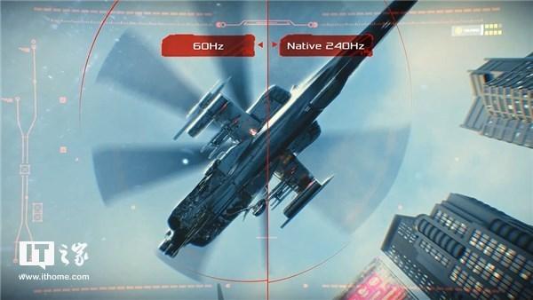 华硕发布ROG Strix显示器:240Hz游戏新世界