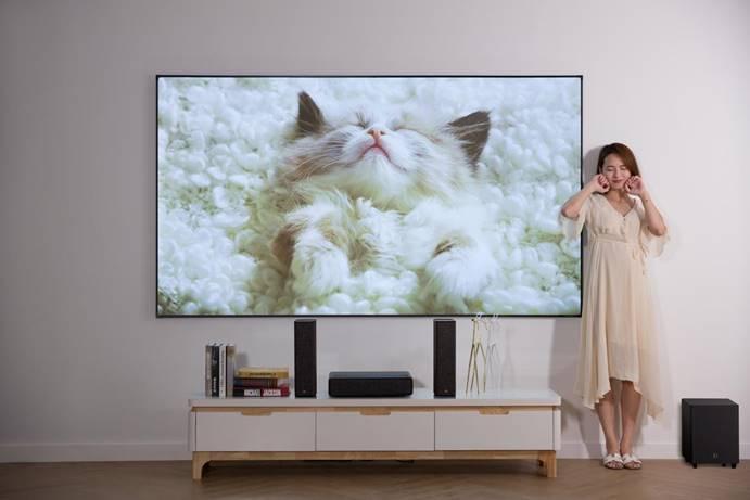 暴风激光电视体验评测:在家看个巨幕电影真人娱乐xawcmwea-玩意儿