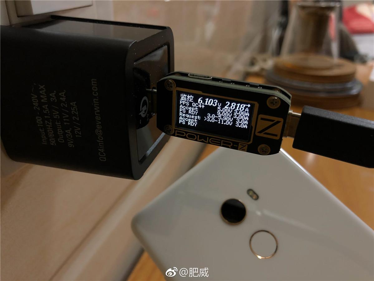 多款手机充电测试:兼容USB PD3.0,PPS快充