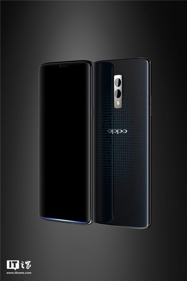 OPPO Find X手机渲染图确认!来自天际的设计之美荷乙比分-玩意儿