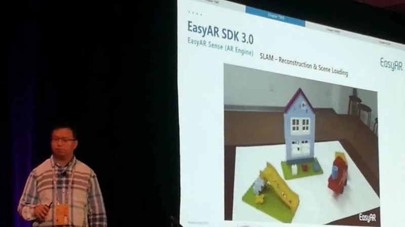 视+AR公布EasyAR两大新能力奥讯球探网-玩意儿