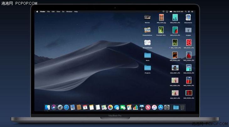 初见融合端倪 macOS Mojave全新特性汇总