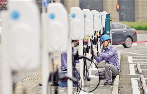 城市能源互联网应运而生 光伏发电资源优化共享