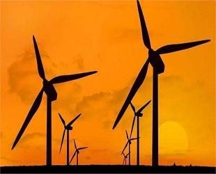 临西运河200兆瓦风电场首批风力发电机组成功并网发电
