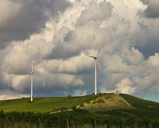 总装机49.5MW!中电建阳江宝山风电场工程全部并网发电