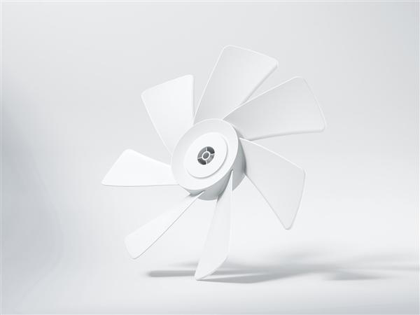 智米自然风风扇发布:支持小爱/内置电池续航20小时