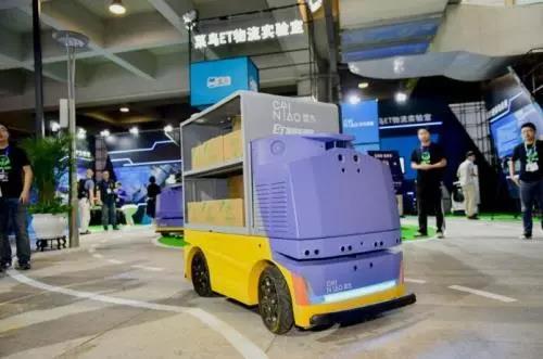 阿里推出的自动送货机器人,进行了哪些技术创新?赌圣1-玩意儿