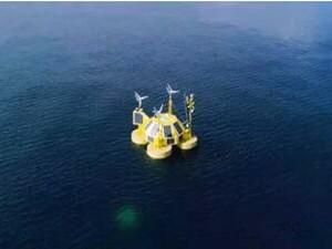 EOLOS漂浮式激光雷达首次进入美国服务海上风电项目
