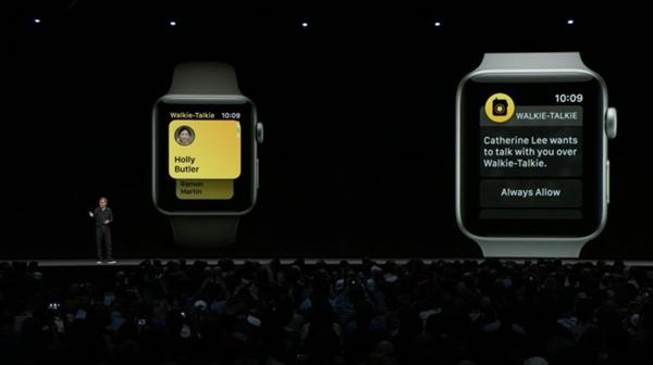 苹果watchOS 5新功能必须给好评