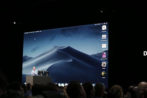 苹果发布全新桌面系统 美如画,秒杀Windows 10