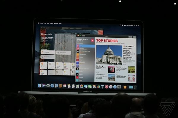 苹果发布全新桌面系统 美如画,秒杀Windows 10衢州星空棋牌-玩意儿