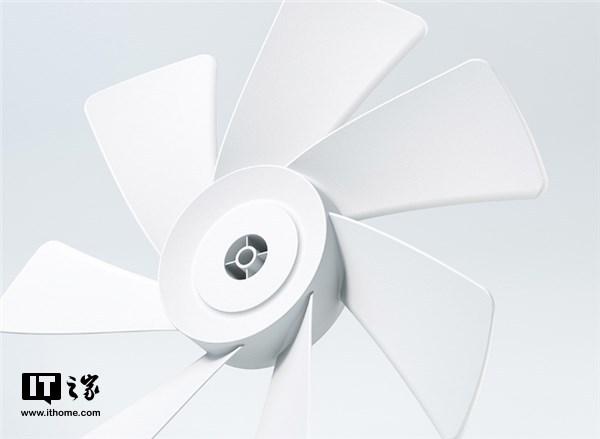 599元:小米生态链发布新款智米自然风风扇