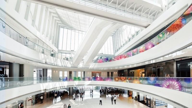 黑科技!LG推出全新透明LED薄膜显示器