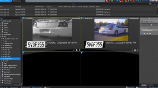 Genetec整合佩戴式摄像头与自动车牌识别系统