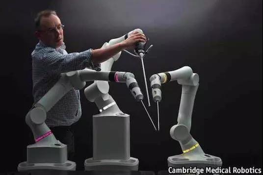 手术机器人全球市场争夺战打响