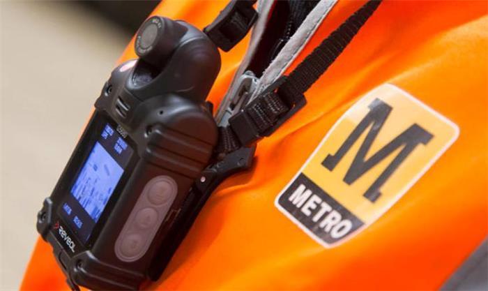 Tyne与Wear Metro发布佩戴式摄像头 助Nexus及警方优化地铁运营