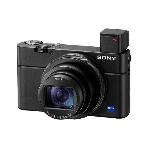 索尼黑卡RX100 VI发布:配24-200镜头
